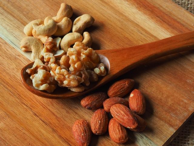 抗酸化作用のある栄養素