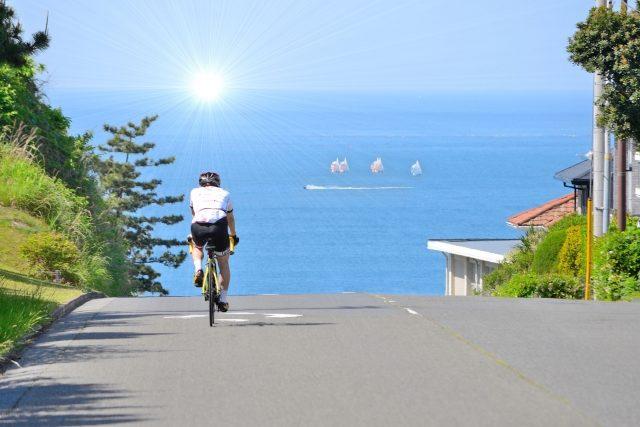自転車(サイクリング)もおすすめ!